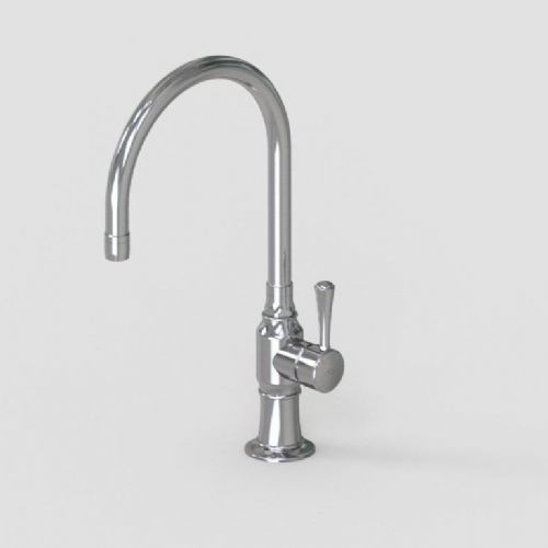 "Hornbeam Ivy Single Lever Mixer with 8"" Swivel Spout"